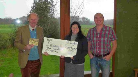 Award recognition for River Frome enhancement project